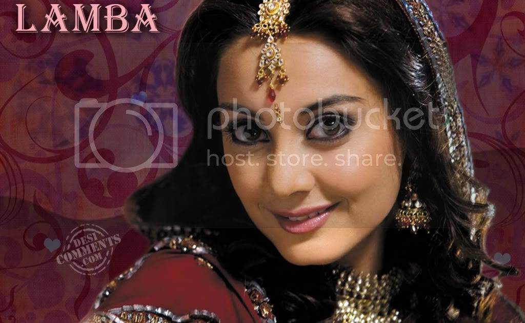 Kashmiri Actress Minissha Lamba Beautiful Pics-7547