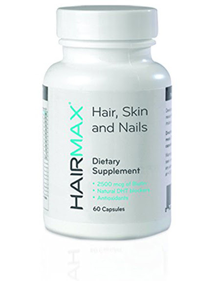 HairMax Dietary Supplements and their Benefits - Hair Wizard