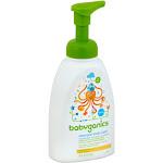 Babyganics Baby Shampoo & Body Wash, Fragrance Free - 16 oz bottle bottle