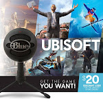 Blue Microphones - Snowball iCE USB Microphone + $20 Ubisoft Discount Code