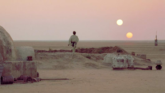 Many Planets Likely Have Tatooine's Sunset | Nerdist