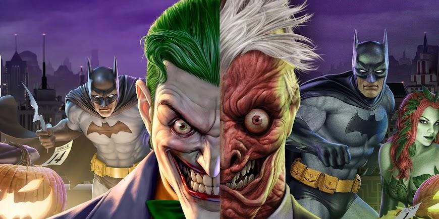 Batman: The Long Halloween, Part Two (2021) FULL HD Movie English Full Watch