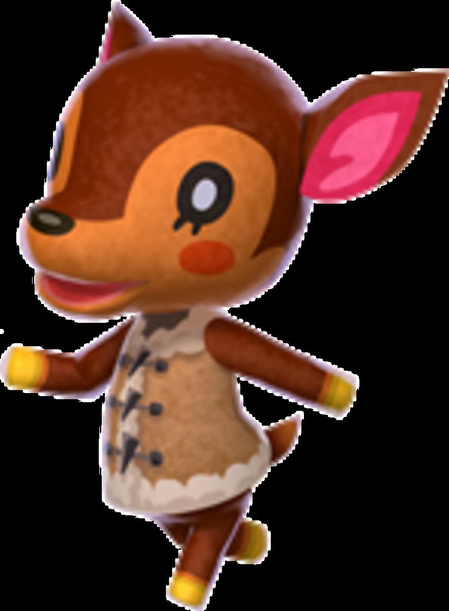 My Favorite Animal Crossing Villagers