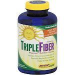 ReNew Life Triple Fiber Vegetable Capsules - 150 count
