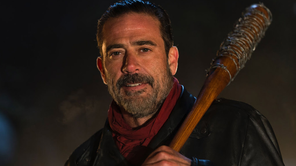 Negan dans The Walking Dead