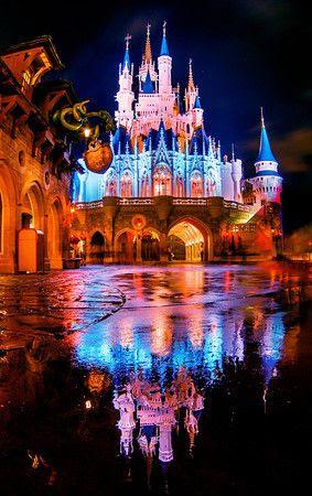 1-Day Magic Kingdom Ideal Day Plan | Disney, Restaurant and Walt ...