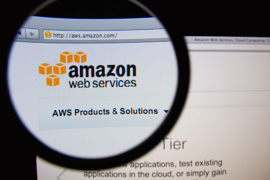 Amazon Web Services AWS, the biggest cloud - ClouDNS Blog
