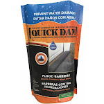 Quick Dam QD65-1 Flood Barrier, Black