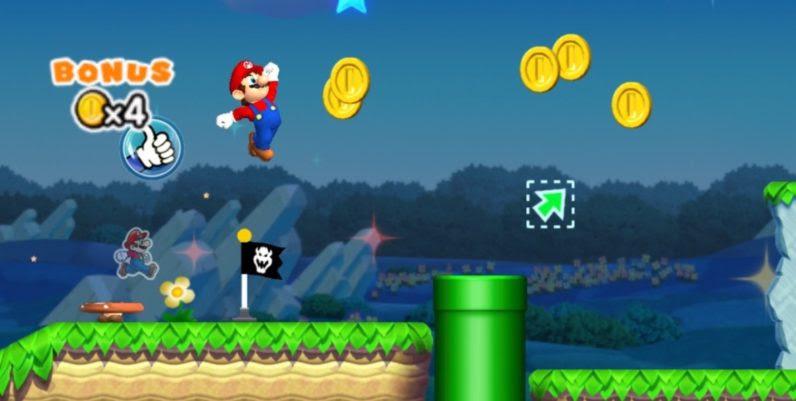 تحميل لعبة سوبر ماريو Super Mario Run للايفون