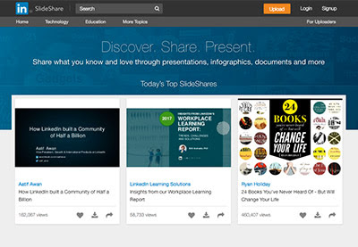 14+ Best PowerPoint SlideShare Presentation Examples