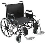 Sentra Heavy Duty Wheelchair Detachable Desk Arms