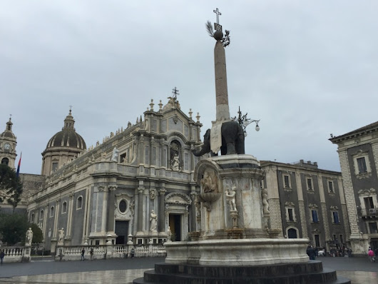 A medley of emotions in Catania, Sicily - BrowsingItaly