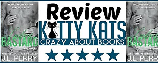 ★ REVIEW ~ ARC ★ LUCKIEST BASTARD BY J.L. PERRY