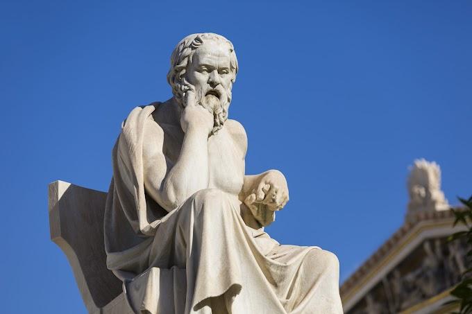E antes de Sócrates?