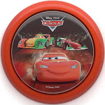 Philips Disney Pixar Cars McQueen Battery Powered LED Push Touch Night Light by VM Express