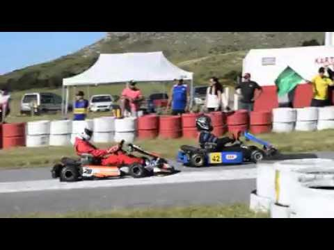 Accidente en el kartódromo
