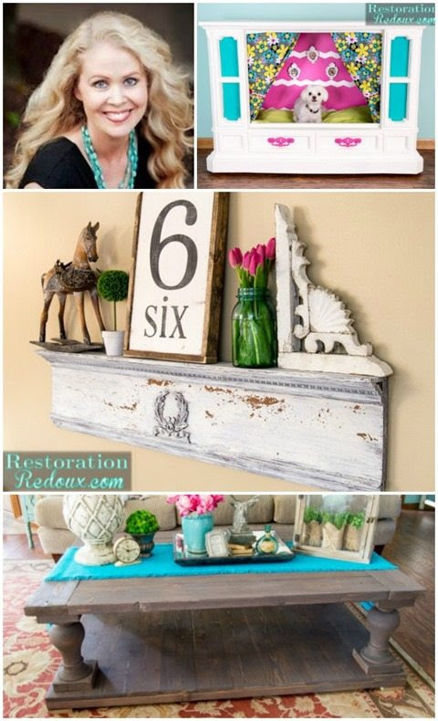 Shanna Gilbert Restoration Redoux Featured Blogger