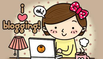 Hasil carian imej untuk i love blogging