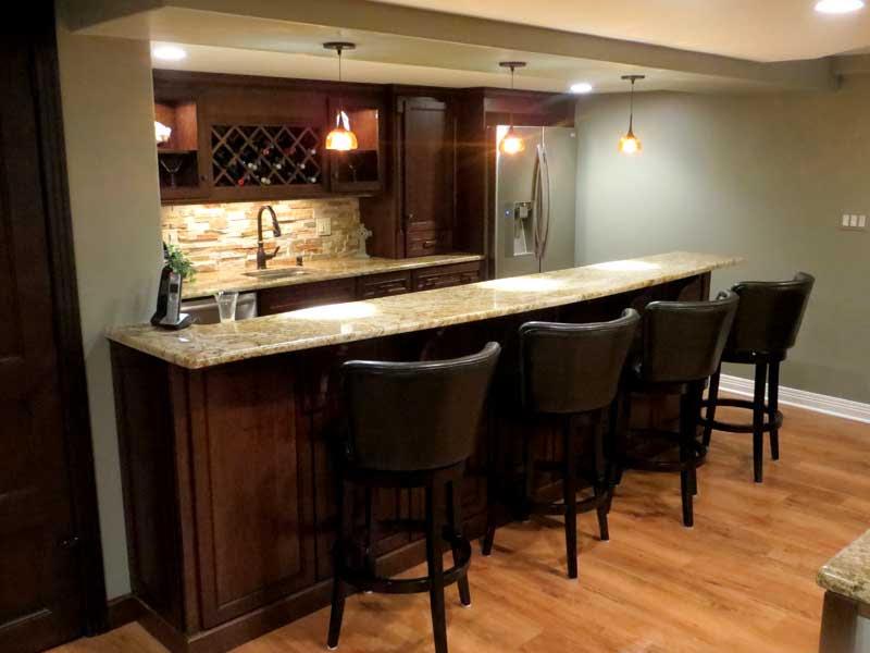 20 Inspiring Traditional Home Bar Design Ideas   Interior God