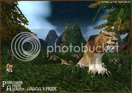 PostcardsFromAzeroth.com: Araga's Pride