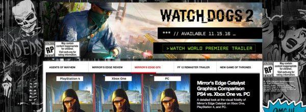 """Informasi justru muncul dari """"keteledoran"""" situs gaming IGN yang memuat iklannya lebih cepat. Informasi dari tokoh protagonis baru hingga tanggal rilis mengemuka di sini."""