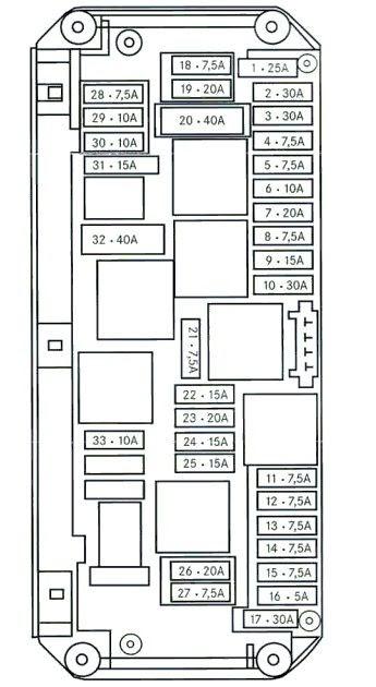 [DIAGRAM] 2012 Volvo S60 Fuse Diagram