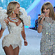 Taylor Swift Shows New Side at the Victoria's Secret Fashion Show (Photos) - Speakeasy - WSJ