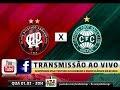 Atlético-PR x Coritiba AO VIVO 30/04/2017 - Campeonato Paranaense