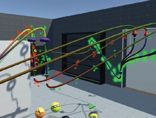 Why Would Anyone Want to Program and Control IoT in Virtual Reality? > ENGINEERING.com