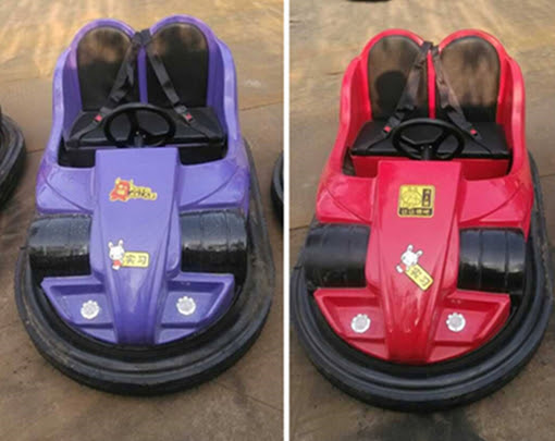 Find Electrical Power Bumper Cars