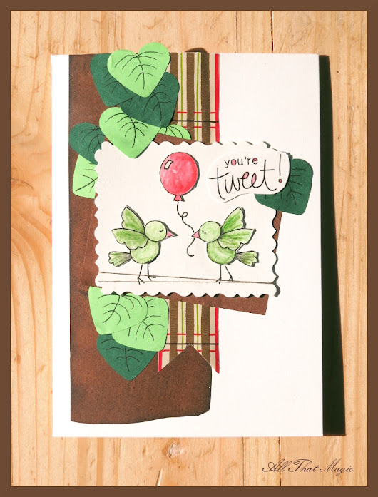 Crafts – Inky Paws Challenge #40 – Sketch