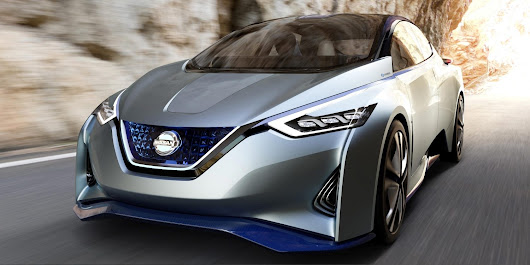 IDS Concept | Self-Driving Electric Car | Nissan USA