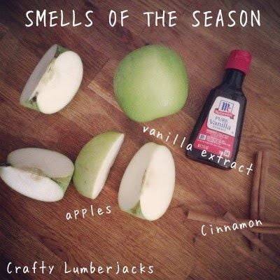 Crafty Lumberjacks Smells of the Season