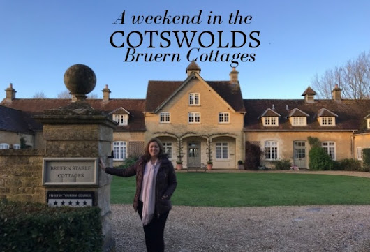 A weekend stay in luxury Cotswold cottages - at Bruern Cottages | Heather on her travels