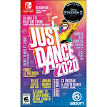 Just Dance 2020 Standard Edition Video Game - Nintendo Switch