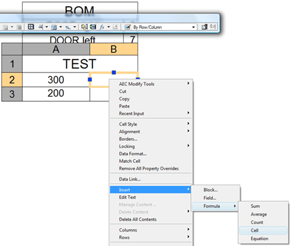 JTB World Blog: How to link information from tables in AutoCAD