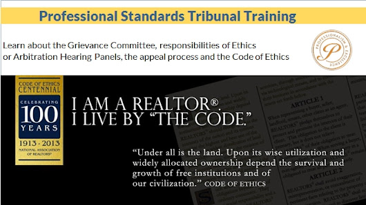 Professional Standards Tribunal Training and Luncheon on April 23rd!