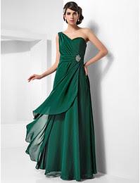 Chiffon evening dress size 20