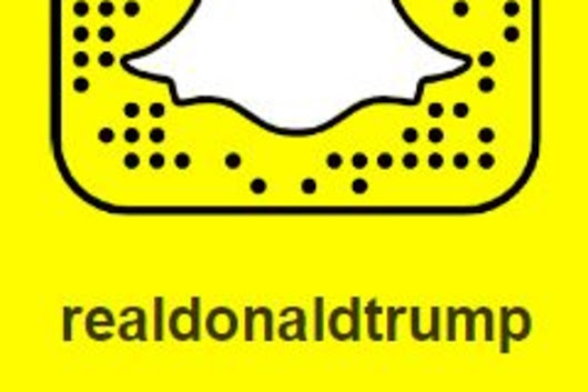 #snapchat: President's expanded social media presence offers pitfalls