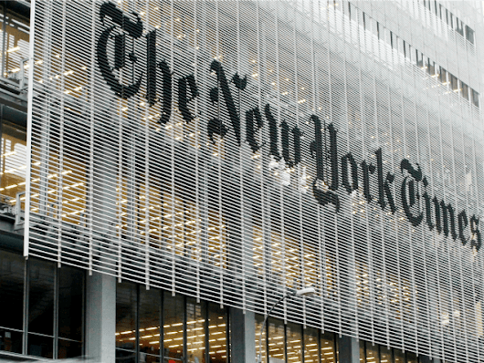 New York Times Omits Clinton State Department Link to Trump Jr. Meeting - Resistance Feed