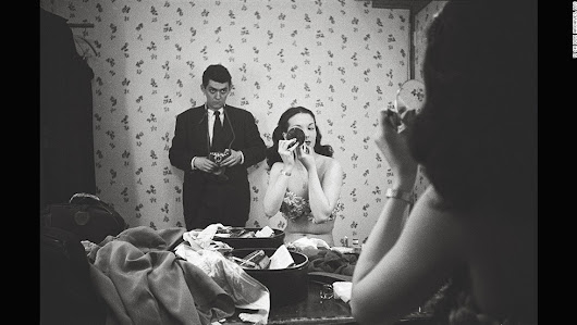 Eyes Wide Open: Profoundly intimate photographs from a young Stanley Kubrick
