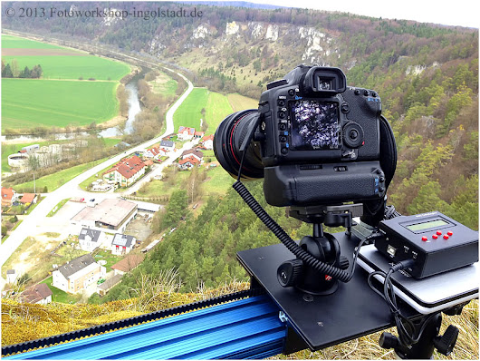 Workshop Timelapse - Zeitrafferfotografie in Ingolstadt