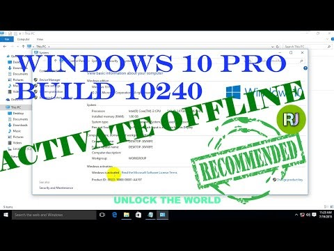 Unlock the world windows 10 pro rtm build 10240 activate offline unlock the world windows 10 pro rtm build 10240 activate offline permanently ccuart Choice Image