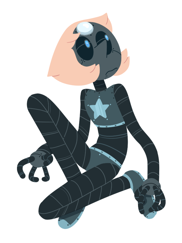 You know, gems have wound up being a lot less robotic than I thought they'd be.
