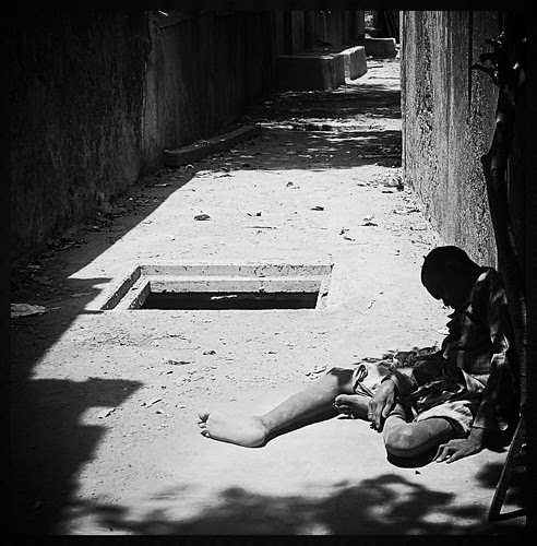 The Open Gutter Of Life by firoze shakir photographerno1