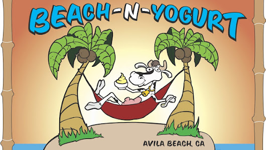 Beach 'n Yogurt benefitted from SCORE SLO business mentoring during its startup phase