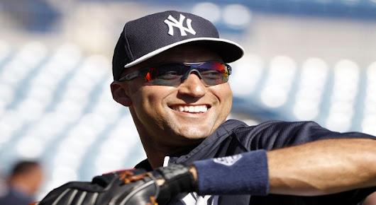 Derek Jeter Symbolizes All That Is Good With Baseball