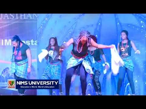 Nigerian Super Dance by Nims University Girls Students