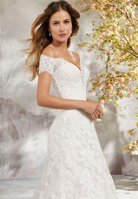 Linda Wedding Dress   Style 5692   Morilee