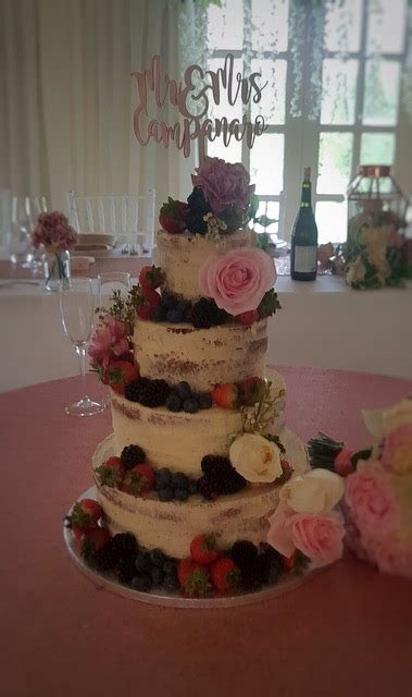 Top 5   2018 Wedding Cake Trends ? Engage Weddings